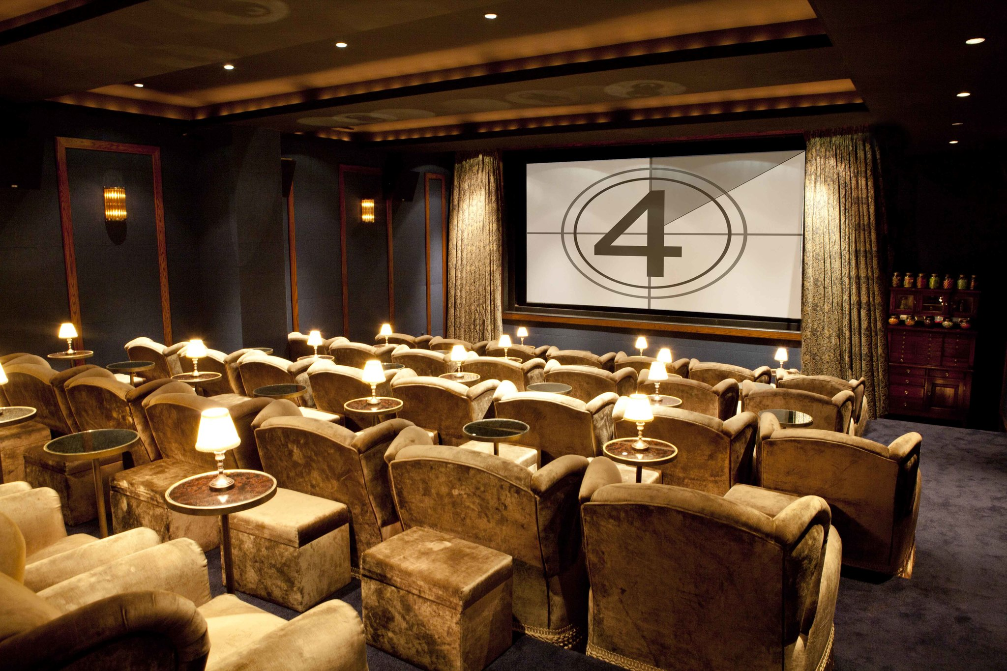 Private Screening Rooms Nyc