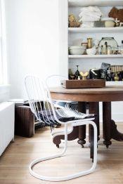 Domino Magazine / Table : Garden Style Living / Design : Leanne Ford Interiors / Photo : Nichole Franzen