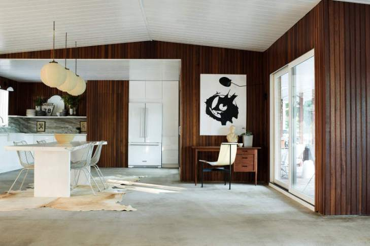 HGTV Restored by the Fords / Bust : Garden Style Living / Design : Leanne Ford Interiors / Photo : Alexandra Ribar